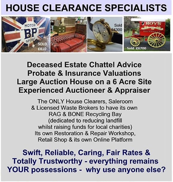 House Clearance & Probates