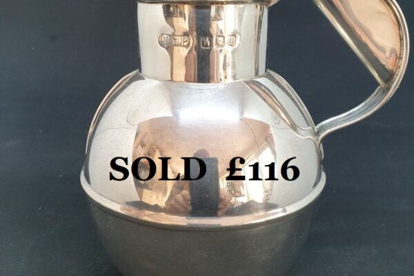 Sold £116