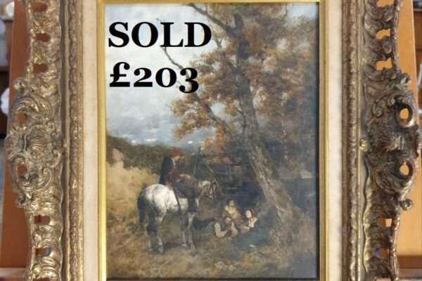 Sold £203