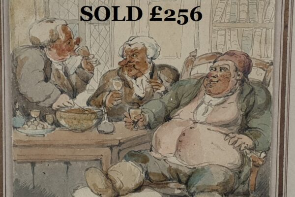 Sold £256